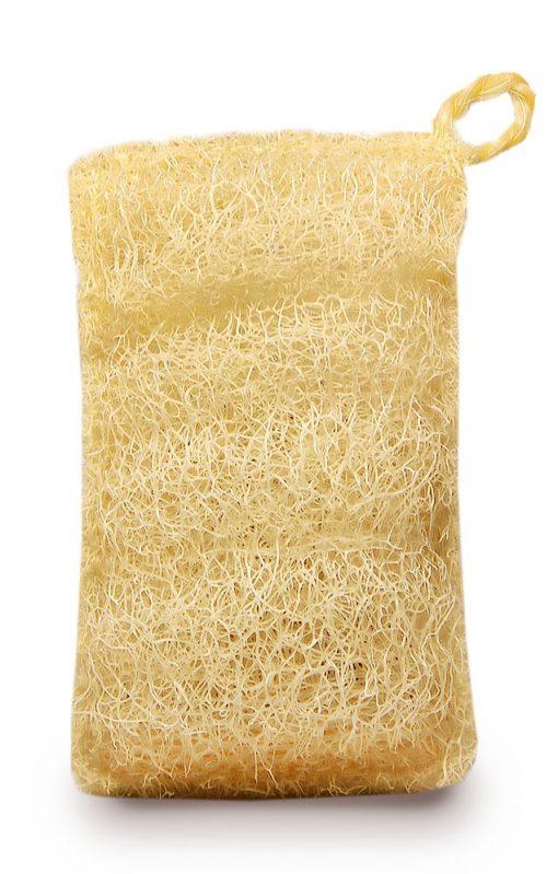 Eco-schuursponsjes LUFFA natuurlijke spons composteerbaar natuurlijk zerowaste 2a